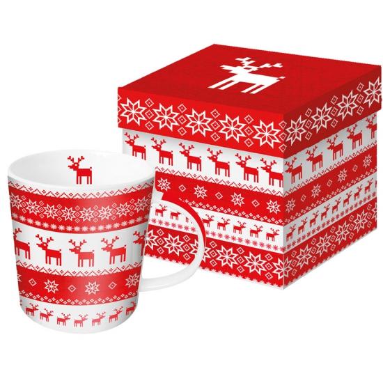 Кружка в подарочной коробке Magic Christmas 2