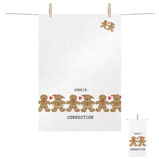 Полотенце кухонное Cookie Connection 68х48 1