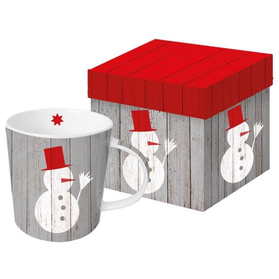 Кружка в подарочной упаковке Trend Mug 4