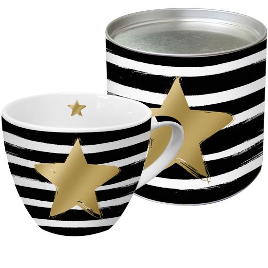 Кружка в подарочной упаковке Star & Stripes 1