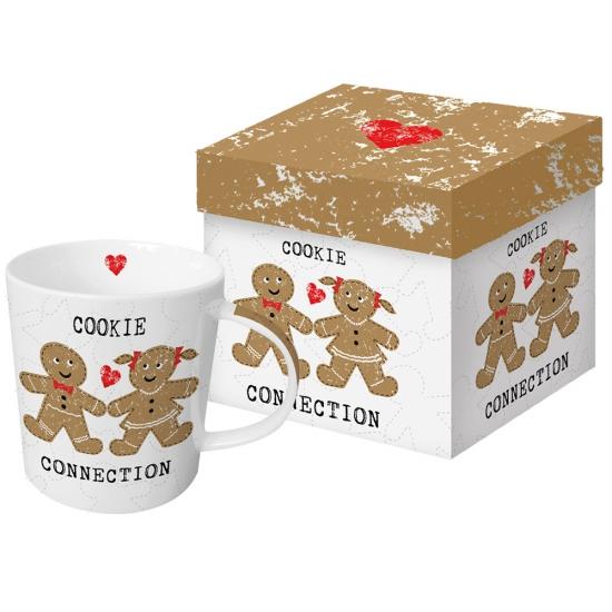 Кружка в подарочной коробке Cookie Connection 1