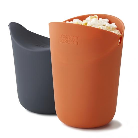 Стаканы для приготовления и подачи попкорна Joseph Joseph M-Cuisine Single-Portion Popcorn Makers 1