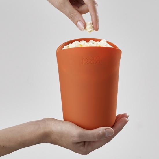 Стаканы для приготовления и подачи попкорна Joseph Joseph M-Cuisine Single-Portion Popcorn Makers 6