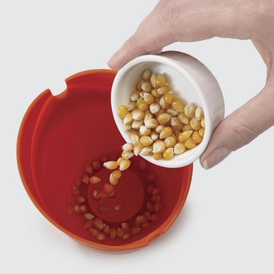 Стаканы для приготовления и подачи попкорна Joseph Joseph M-Cuisine Single-Portion Popcorn Makers 4