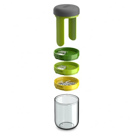 Спиральный слайсер для фигурной нарезки овощей Joseph Joseph Spiro™ Spiralizer 4