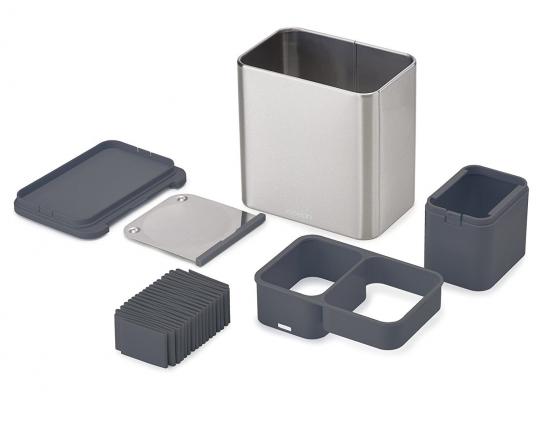 Органайзер для кухонных инструментов Joseph Joseph Surface™ Stainless Steel Knife & Utensil Pot 3