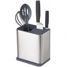 Органайзер для кухонных инструментов Joseph Joseph Surface™ Stainless Steel Knife & Utensil Pot