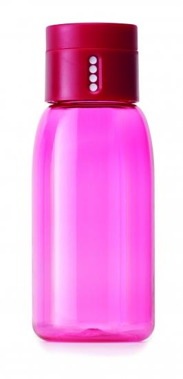 Бутылочка для воды со счетчиком количества выпитого объема Joseph Joseph Dot 400 ml 4