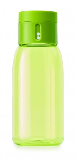 Бутылочка для воды со счетчиком количества выпитого объема Joseph Joseph Dot 400 ml 3