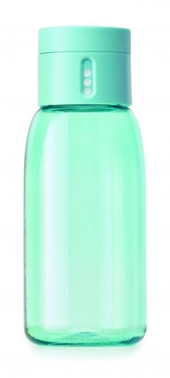 Бутылочка для воды со счетчиком количества выпитого объема Joseph Joseph Dot 400 ml 2