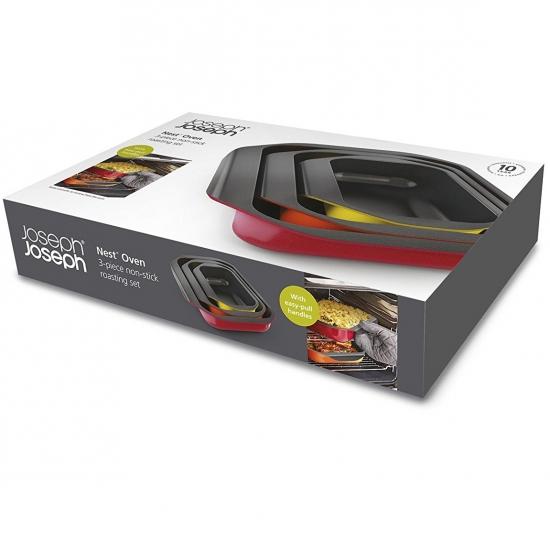 Набор форм для выпекания Joseph Joseph Nest Oven 4