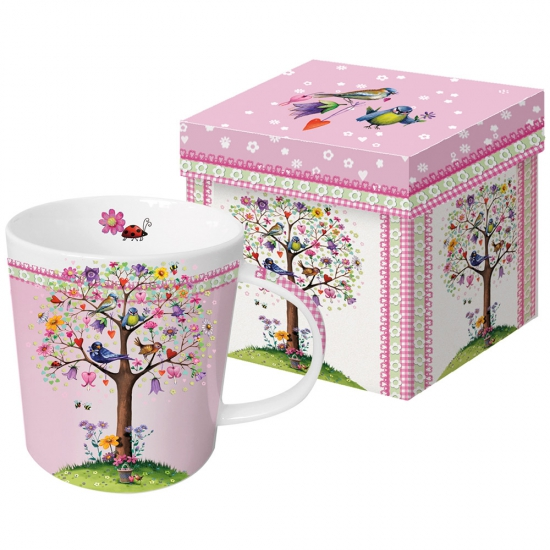 Кружка в подарочной коробке Love Tree 1