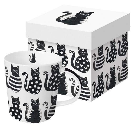 Кружка в подарочной коробке Six Cats 1