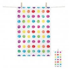 Полотенце кухонное Spots & Stripes