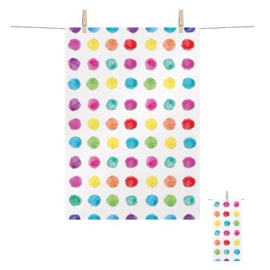 Полотенце кухонное Spots & Stripes 1