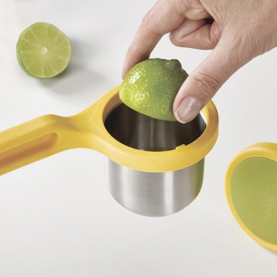 Соковыжималка для цитрусовых спиральная Joseph Joseph Helix Citrus Juicer 4