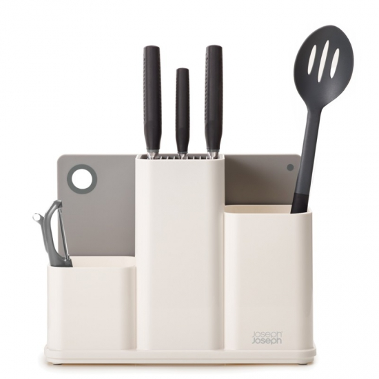 Органайзер с разделочной доской Joseph Joseph CounterStore™ Utensil Organizer with Board 2