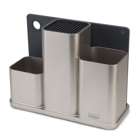 Органайзер с разделочной доской Joseph Joseph CounterStore™ Utensil Organizer with Board 6