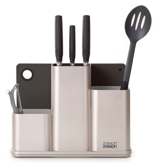 Органайзер с разделочной доской Joseph Joseph CounterStore™ Utensil Organizer with Board 5
