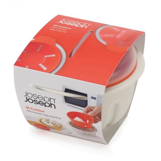 Форма для приготовления яица пашот в микроволновой печи Joseph Joseph M-Cuisine™ Update 8