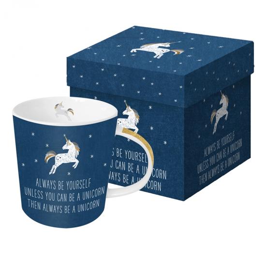 Кружка в подарочной упаковке Always Unicorn 350 ml 1