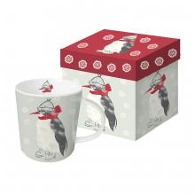 Кружка в подарочной упаковке Winter Penguin 350 ml