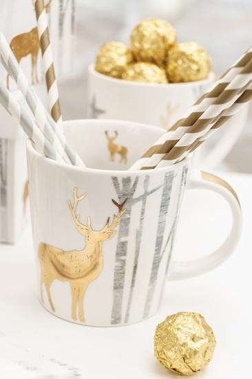 Кружка в подарочной упаковке Mystic Deer 450 ml 3