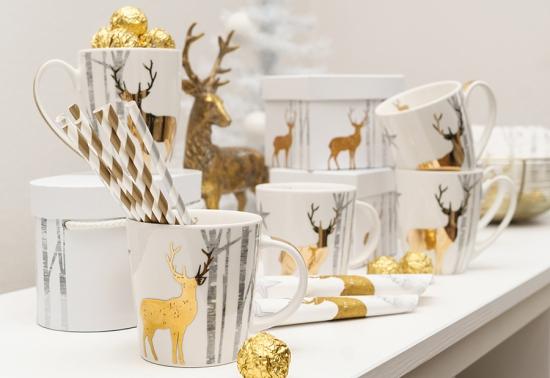 Кружка в подарочной упаковке Mystic Deer 450 ml 2