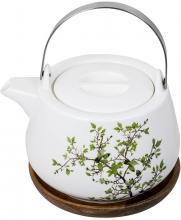 Чайник заварочный на подставке Natura