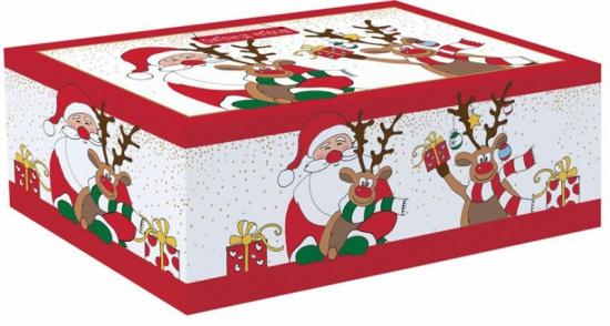 Набор из кружки, ложки и подставки Christmas Friends 3