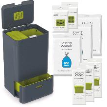 Комплект контейнер для мусора и аксессуары Joseph Joseph Intelligent Waste™