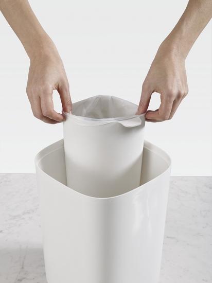 Контейнер мусорный для ванной комнаты Joseph Joseph Split™ 3