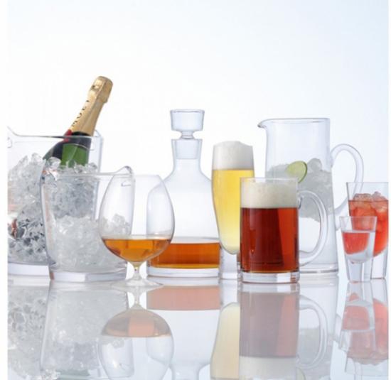 Стопка для водки Bar 4 шт 3