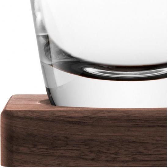 Декантер с деревянной подставкой Arran Whisky 1 л 3