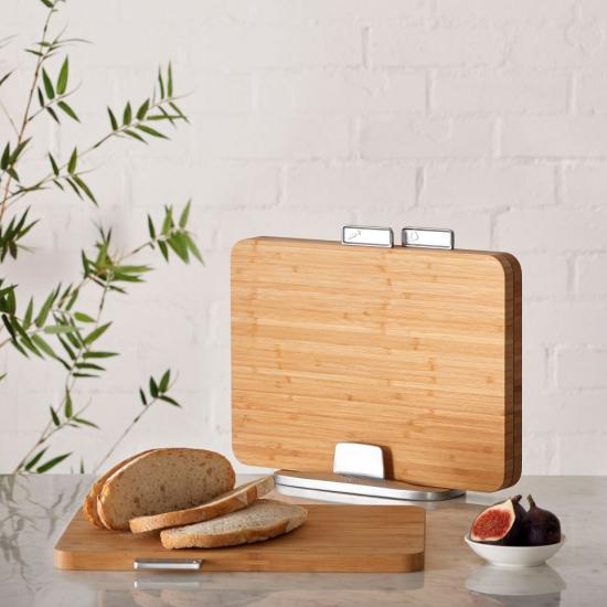 Набор из трёх разделочных досок Joseph Joseph Index™ Bamboo 1