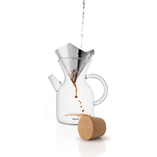 Кофеварка Pour-over coffee-maker 4