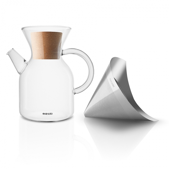 Кофеварка Pour-over coffee-maker 6
