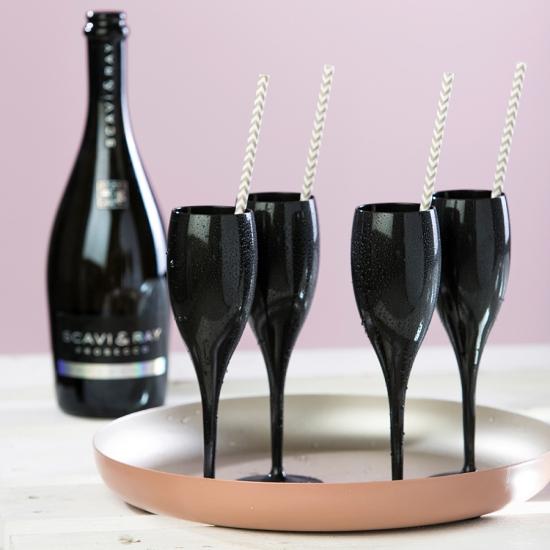 Набор бокалов для шампанского Superglas Cheers NO. 1 100 ml 4 шт 3