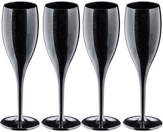 Набор бокалов для шампанского Superglas Cheers NO. 1 100 ml 4 шт 1