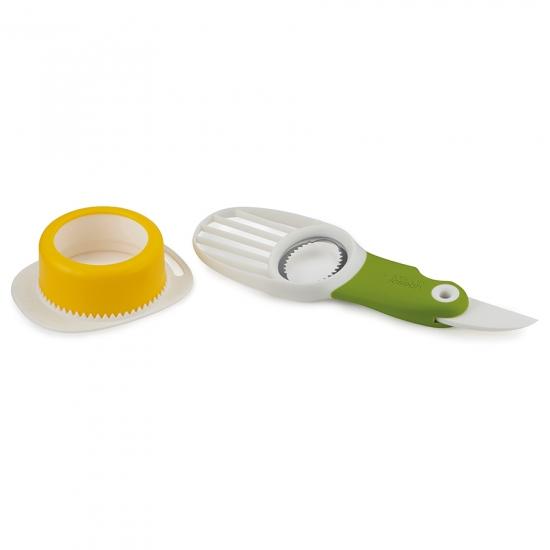 Форма для яиц пашот и нож для авокадо Joseph Joseph Breakfast Set 4