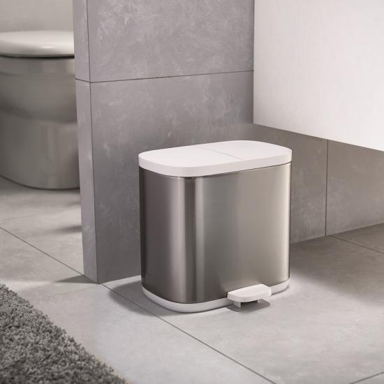 Контейнер мусорный для ванной комнаты Joseph Joseph Split™ 10