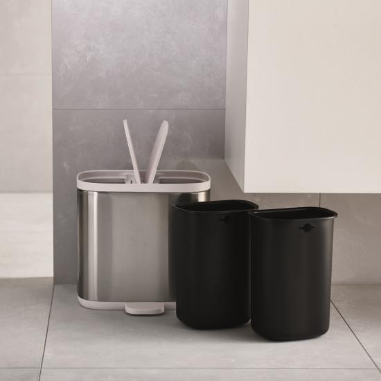 Контейнер мусорный для ванной комнаты Joseph Joseph Split™ 5