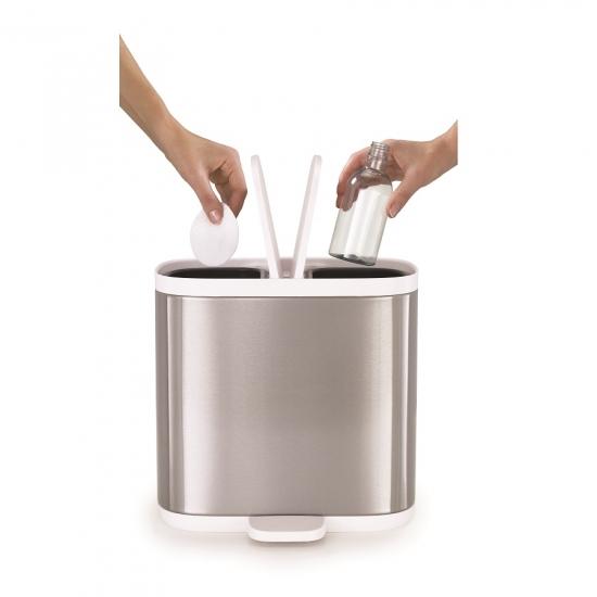 Контейнер мусорный для ванной комнаты Joseph Joseph Split™ 7