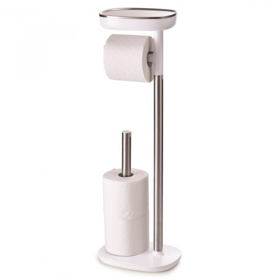 Держатель для туалетной бумаги с подносом Joseph Joseph EasyStore 3