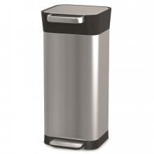 Контейнер для мусора с прессом Joseph Joseph Titan Steel 20 L