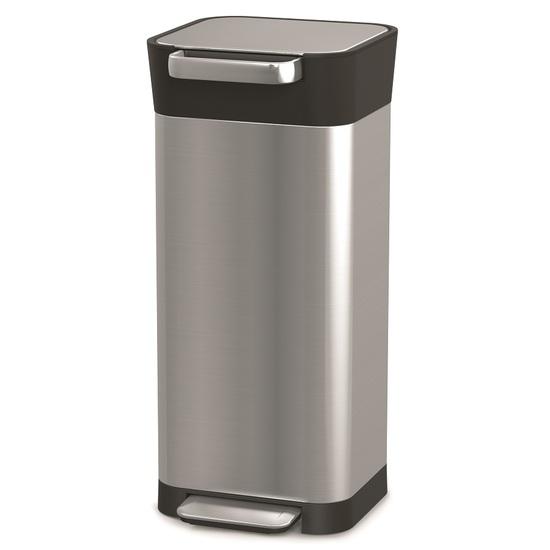 Контейнер для мусора с прессом Joseph Joseph Titan Steel 20 L 2