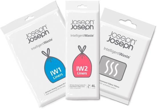 Комплект пакетов и фильтров Joseph Joseph Totem 60L 1