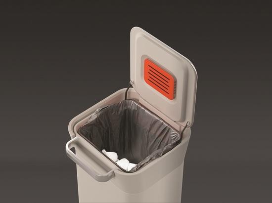 Контейнер для мусора с прессом Joseph Joseph Titan 20L 5