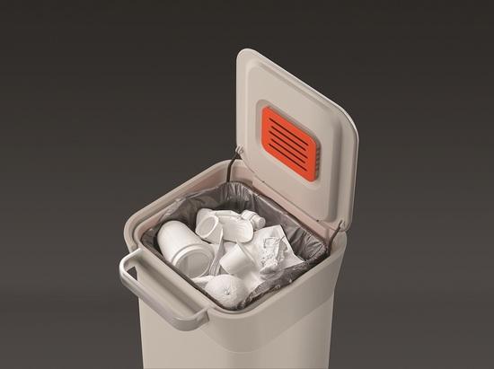 Контейнер для мусора с прессом Joseph Joseph Titan 20L 6