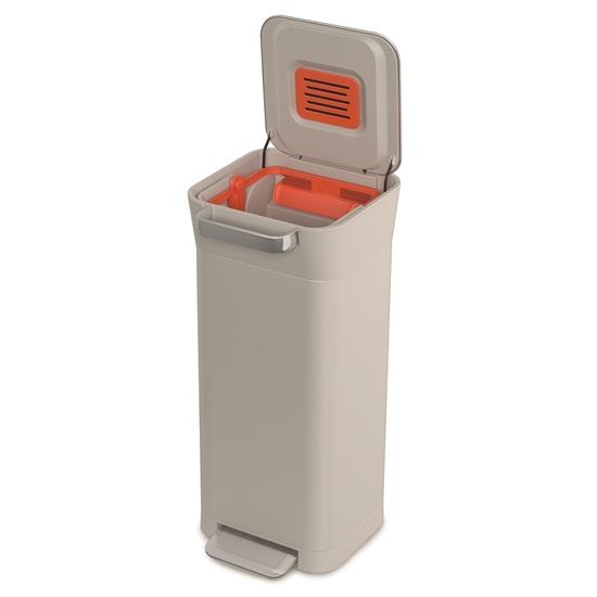 Контейнер для мусора с прессом Joseph Joseph Titan 20L 4